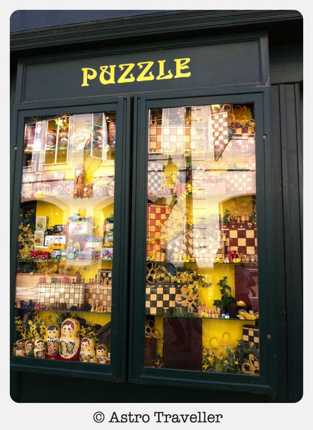 puzzle, prague